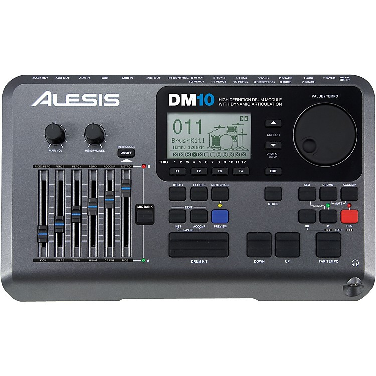 AlesisDM10 Drum Module
