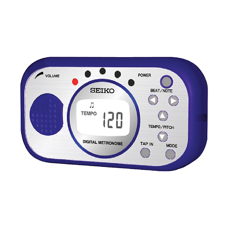 SeikoDM100 Digital MetronomeBlack