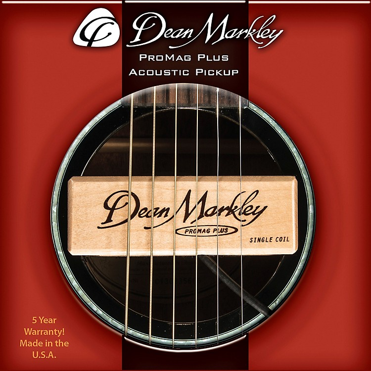 Dean Markley DM3010 Pickup Bundle with Free Strings Antique