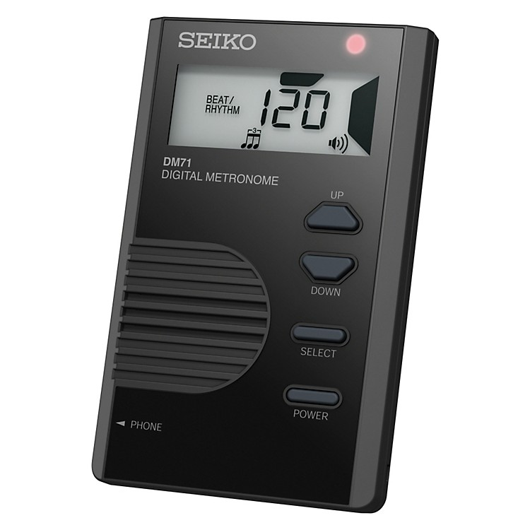 Seiko DM71B Pocket-Size Digital Metronome