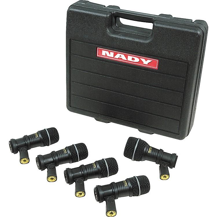 NadyDMK-5 Drum Mic Package