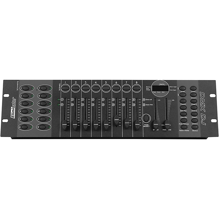 Eliminator LightingDMX DJ Lighting Controller