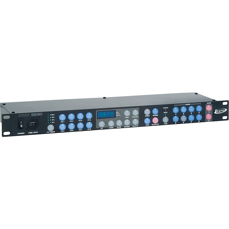 American DJDMX Duo Lighting Control