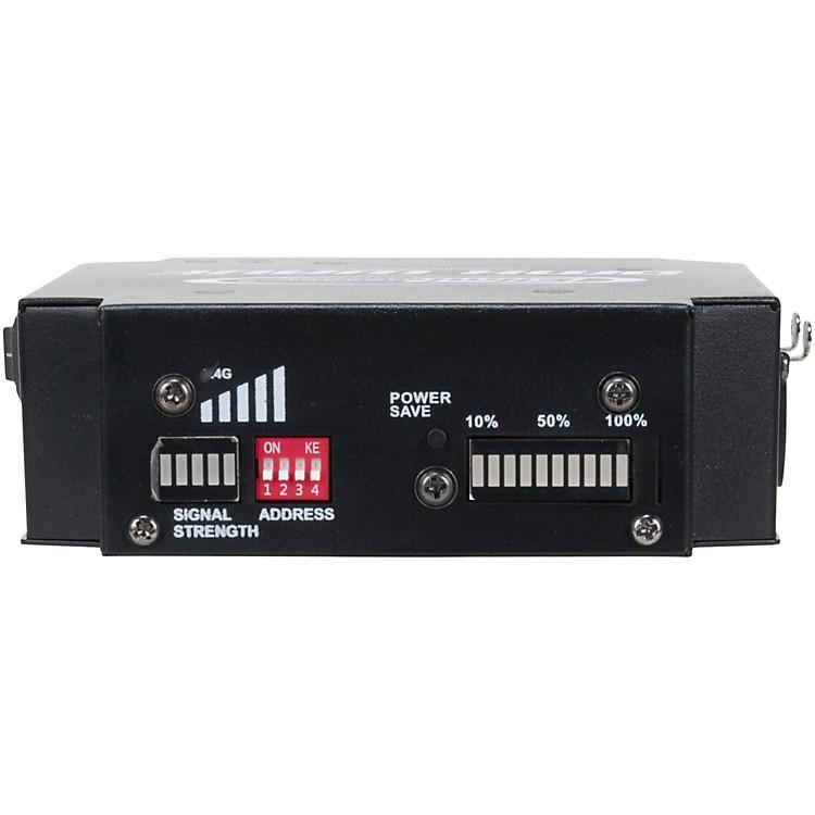 Eliminator LightingDMX Wave Battery-Powered Transceiver