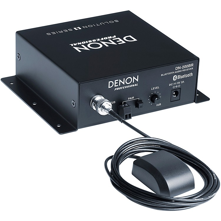 Denon DN-200BR Stereo Bluetooth Audio Receiver