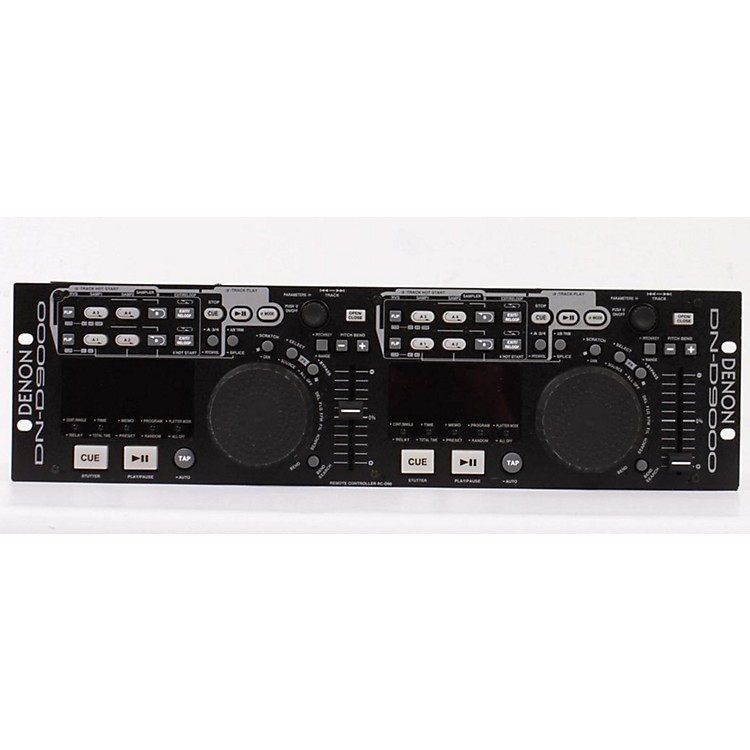 Denon DN-D9000 Dual Pro CD Player Regular 886830913471