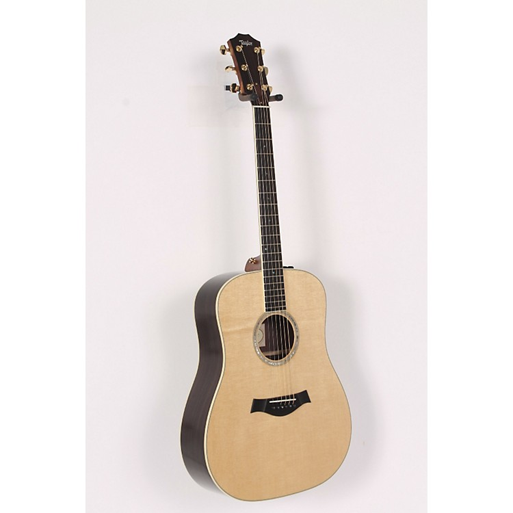 Taylor DN8e-L Rosewood/Spruce Dreadnought Left-Handed Acoustic-Electric Guitar Natural 886830591037