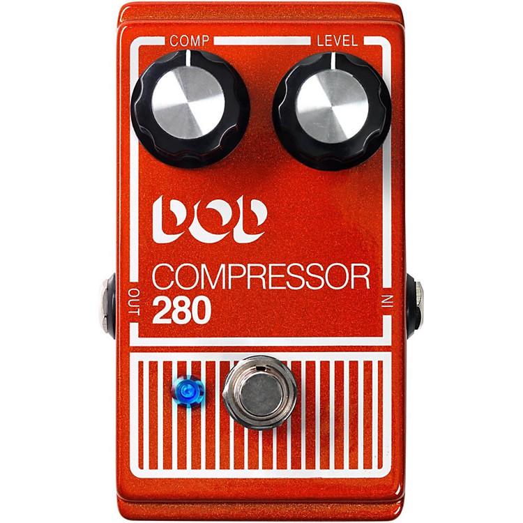 DigiTechDOD280 Compressor Guitar Effects Pedal