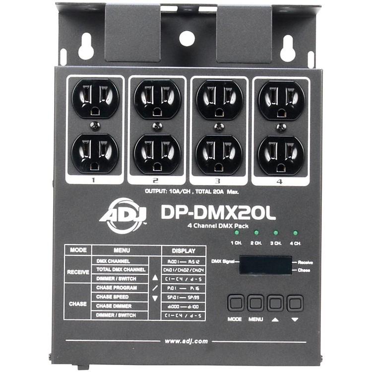 American DJDP-DMX-20L DMX Dimmer Pack