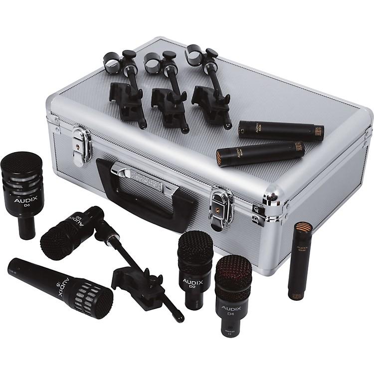 AudixDP Elite 8 Drum Microphone Pack