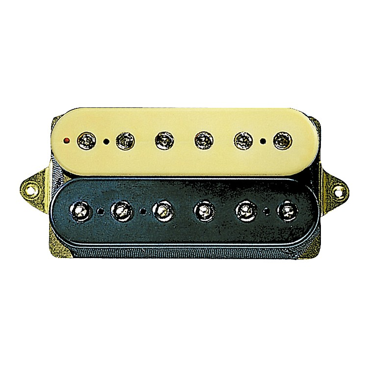 DiMarzio DP101 Dual Sound Bridge Pickup Blue F-Space