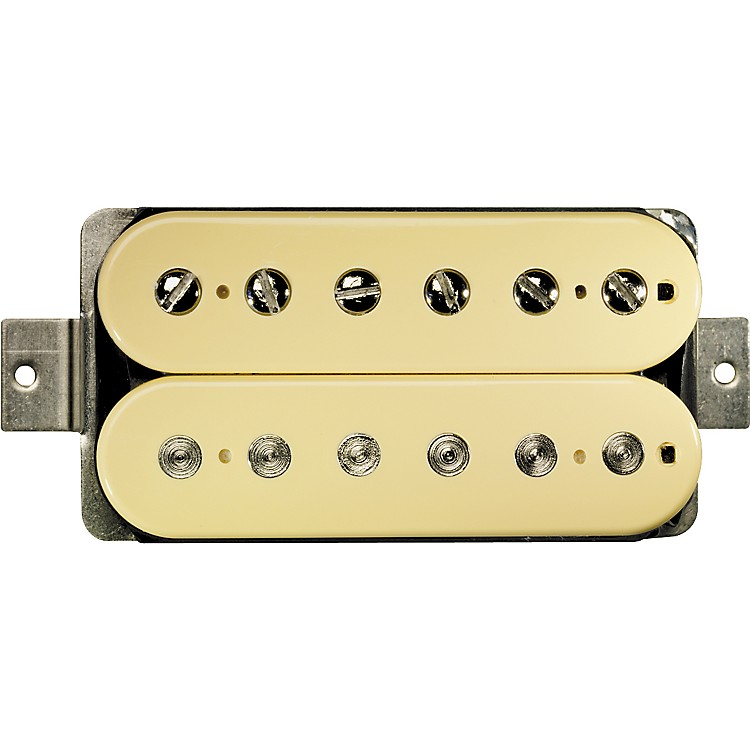 DiMarzio DP103 PAF Humbucker 36th Anniversary Electric Guitar Pickup with Vintage Bobbins Cream Regular Spacing