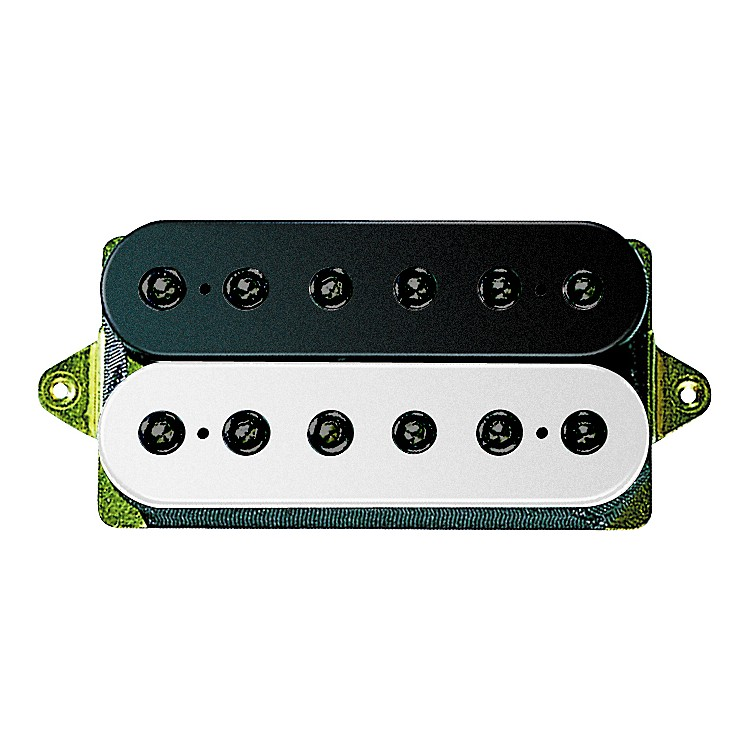 DiMarzio DP151 PAF Pro Pickup Black and White F-Space