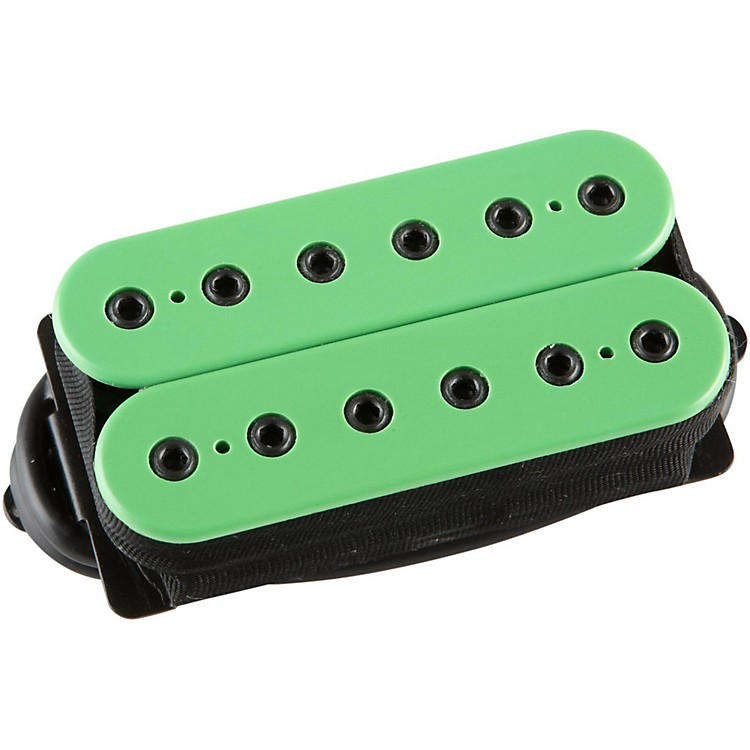 DiMarzio DP159 Evolution Bridge Pickup Green F-Space