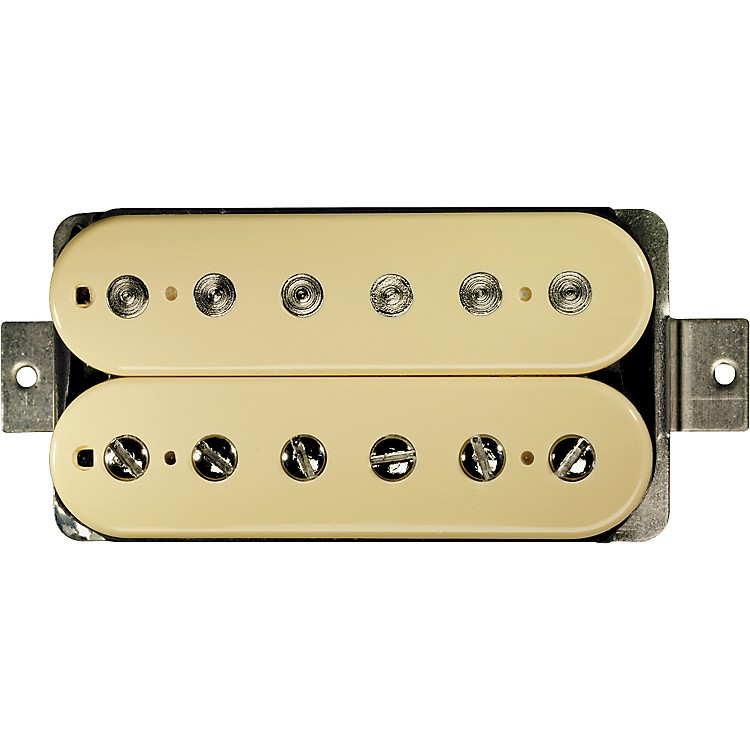 DiMarzio DP223 PAF Bridge Vintage Bobbins Humbucker 36th Anniversary Guitar Pickup Cream Regular Spacing