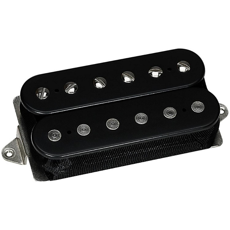 DiMarzio DP255 Transition Bridge Humbucker Pickup F-Spaced F-Spaced Black