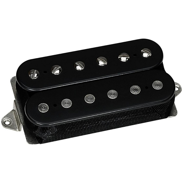 DiMarzio DP256 Illuminator Neck Humbucker Pickup F-Spaced Black