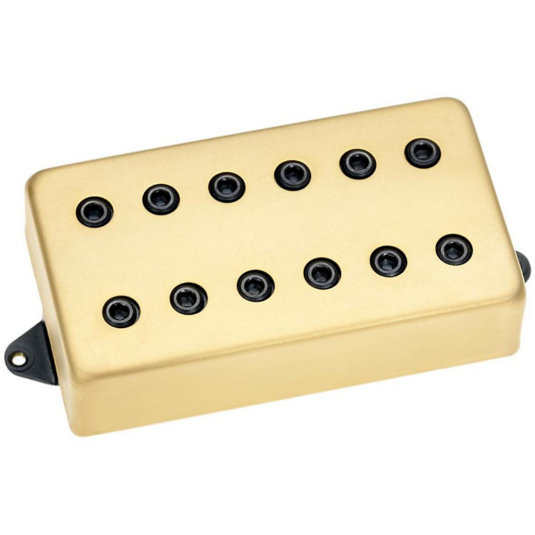 DiMarzio DP258 Titan Neck Humbucker Pickup F-Spaced Black