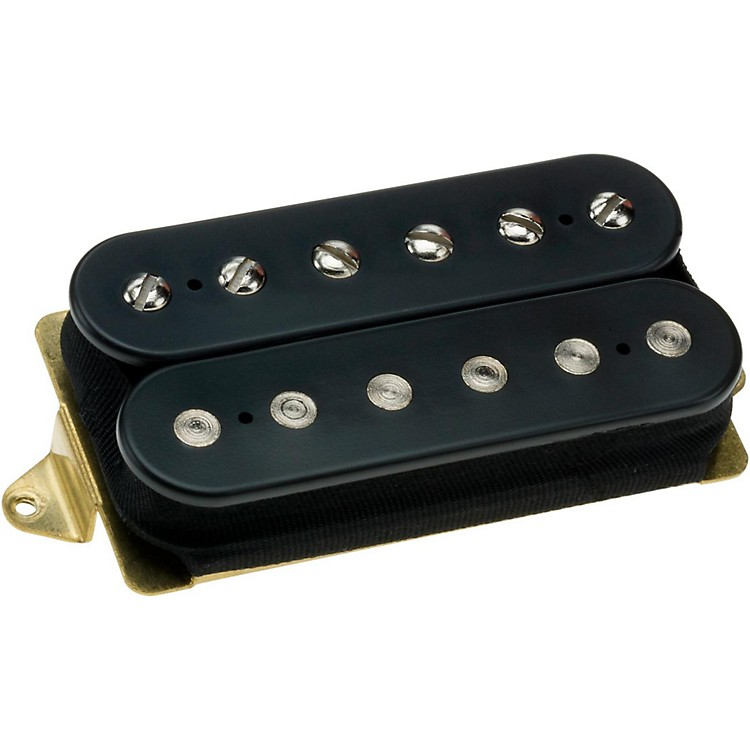 DiMarzio DP261 PAF Master Humbucker Bridge F-Spaced Pickup Black