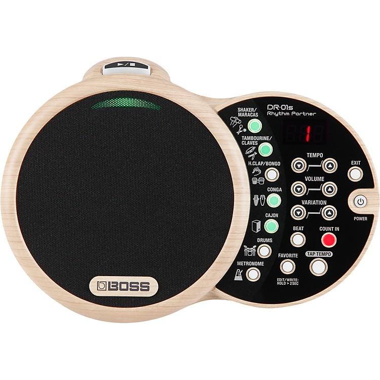 BossDR-01S Rhythm Partner Drum Machine