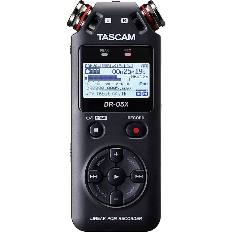 TascamDR-05X Portable Digital Recorder