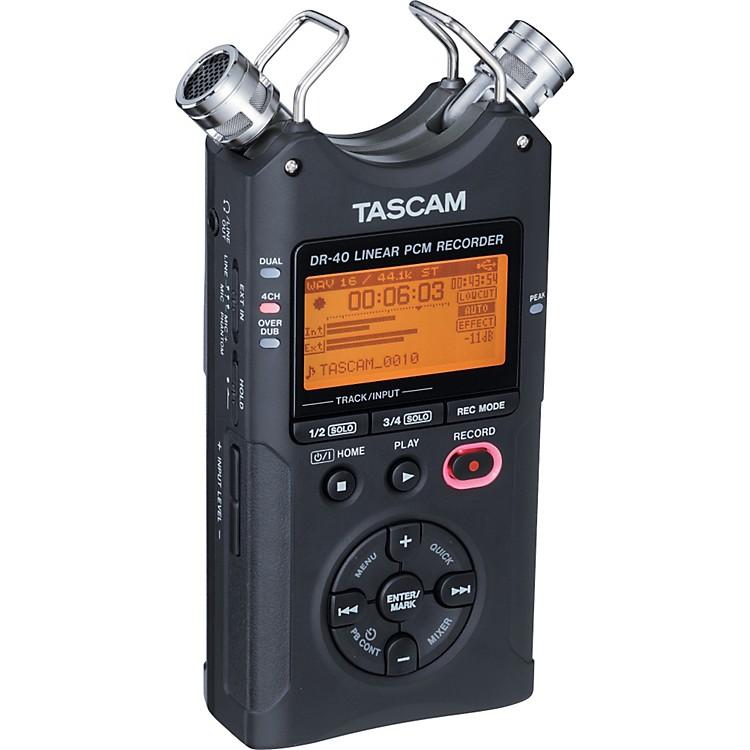 TascamDR-40 Portable Digital Recorder