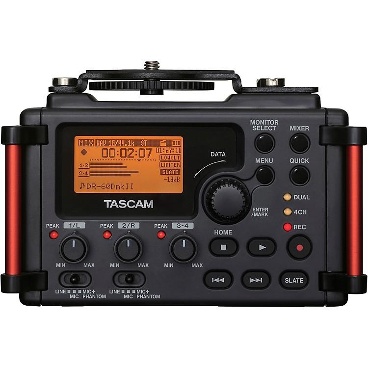 TascamDR-60DmkII 4-Channel Portable Recorder for DSLR