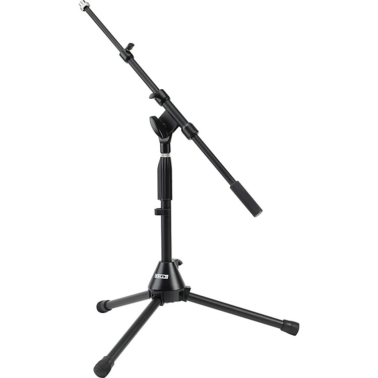 DR ProDR259 MS1500BK Low Profile Mic Boom Stand