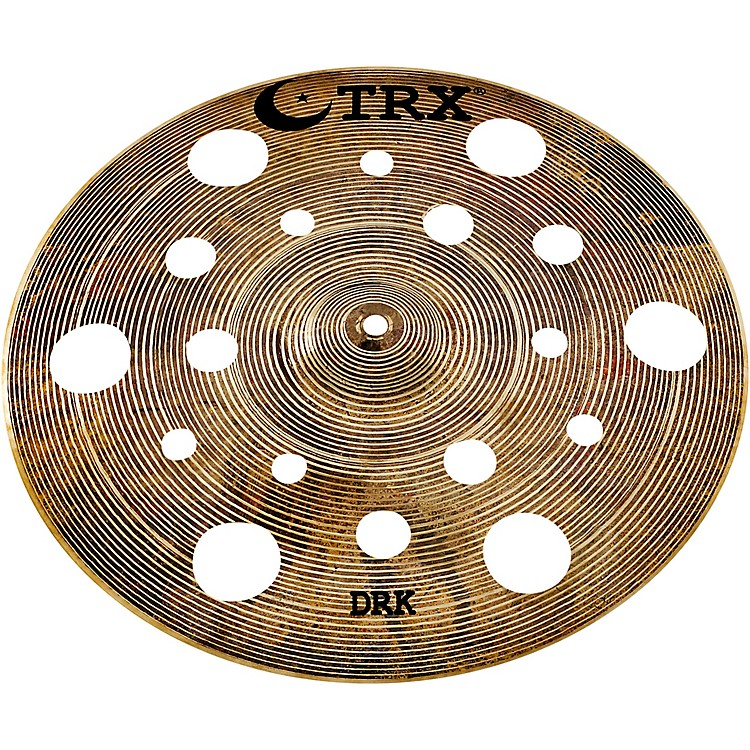 TRX CYMBAL DRK Series Thunder Crash 18 in.