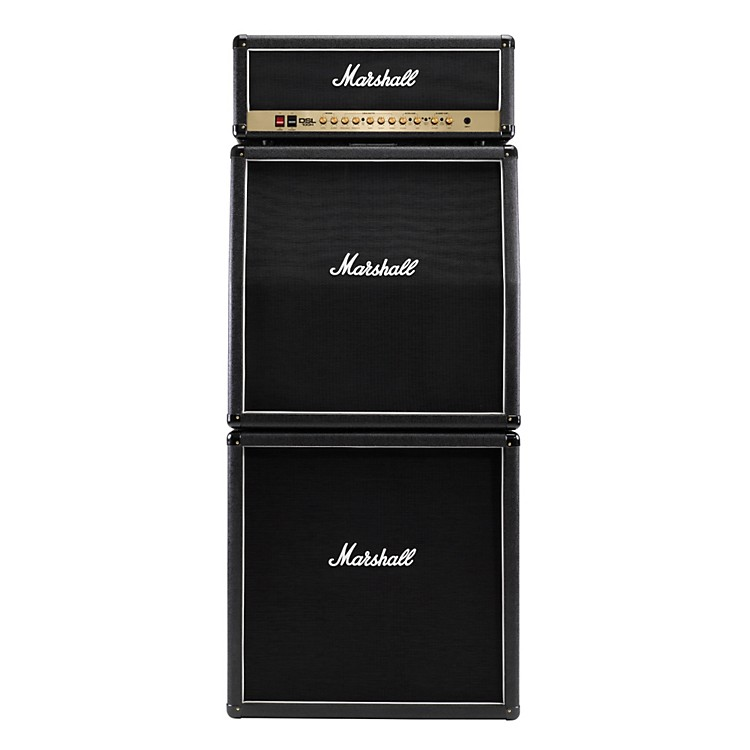 MarshallDSL100H and MX412A&B 100W All-Tube Full Stack
