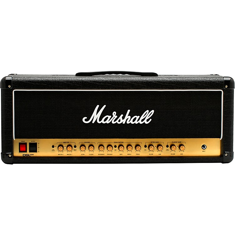 Marshall DSL100HR 100W Tube Guitar Amp Head
