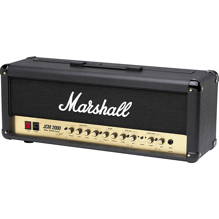 marshall dsl100mlb 100w tube guitar amplifier head music123. Black Bedroom Furniture Sets. Home Design Ideas