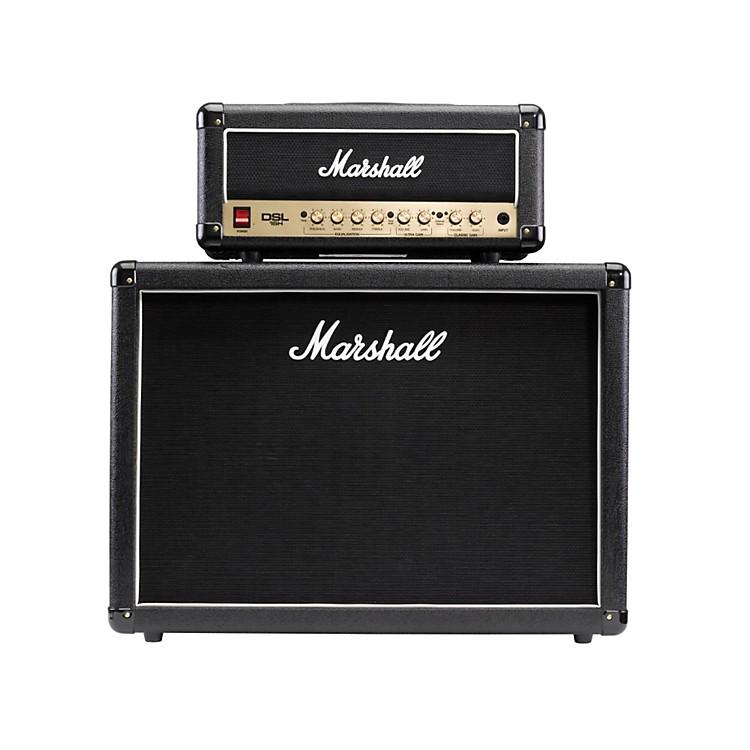 MarshallDSL15H / MX212 15W 2x12 All Tube Guitar Stack w/ Celestion Seventy 80's