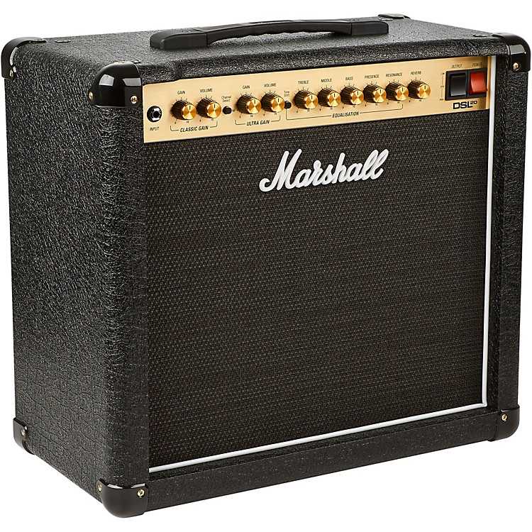 MarshallDSL20CR 20W 1x12 Tube Guitar Combo Amp