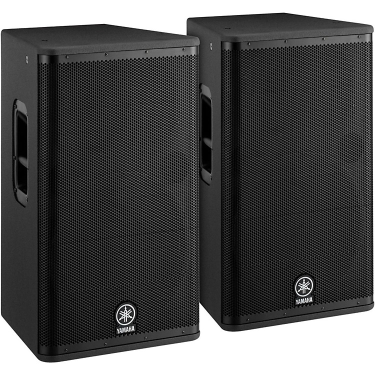 Yamaha dsr115 speaker pair music123 for Yamaha pro audio