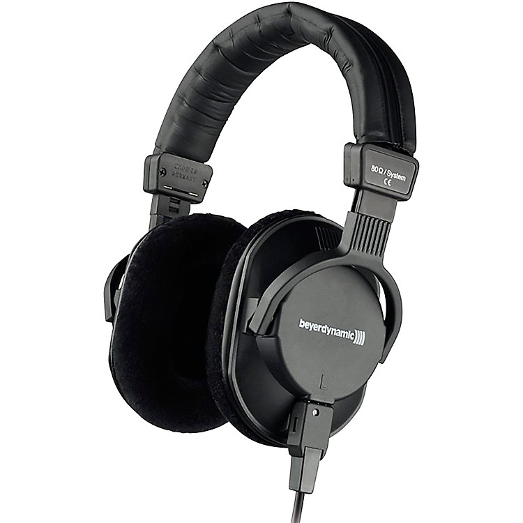 BeyerdynamicDT 250 250 ohm Stereo Headphones with Detachable Cable