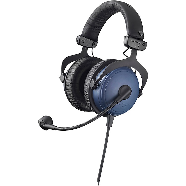 BeyerdynamicDT 790.28 High Isolation Headset with 4-Pin Female XLR Cable