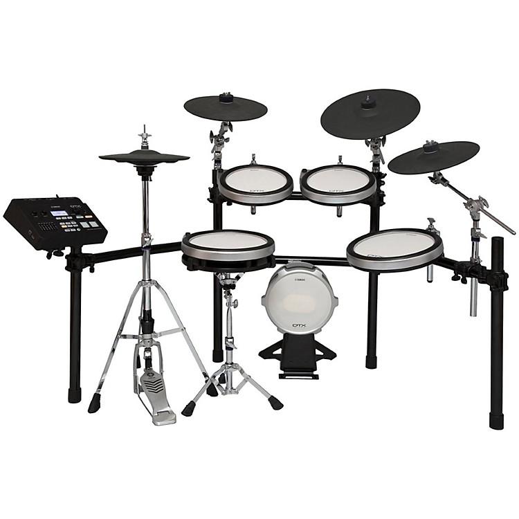 YamahaDTX 760K Electronic Drum Set with Rack
