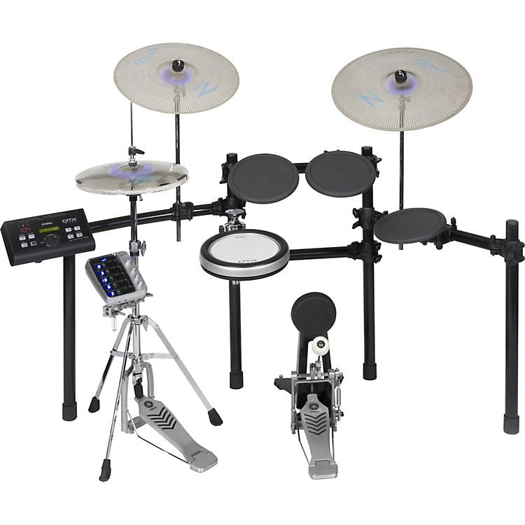 YamahaDTX520SP Electronic Drum Shell Pack with Zildjian Gen 16 Cymbals