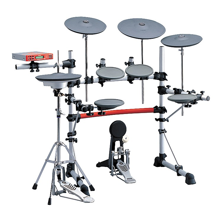 Yamaha dtxpress iii electronic drum set dxpiii music123 for Yamaha dtx review