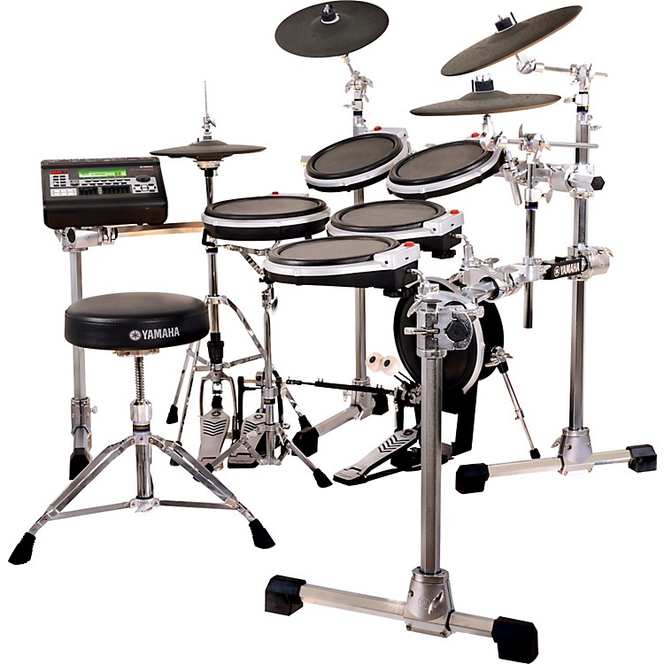 Yamaha dtxtreme iiisp special electronic drum set music123 for Electric drum set yamaha