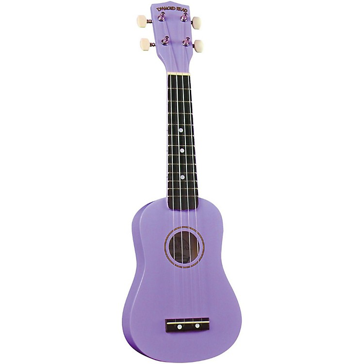 Diamond Head DU-118 Soprano Ukulele Natural