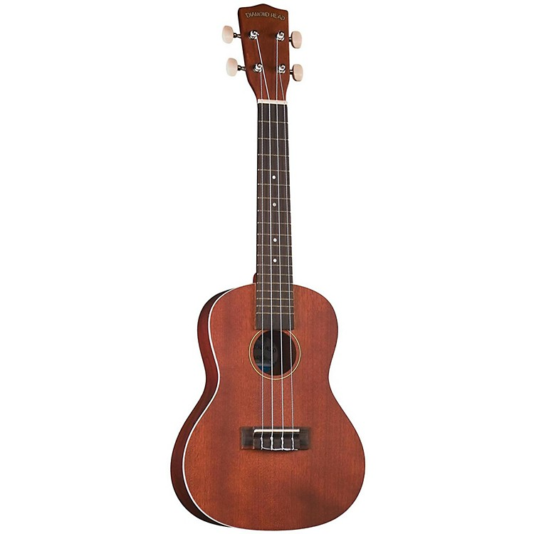 Diamond Head DU-250C Concert Ukulele Satin Natural