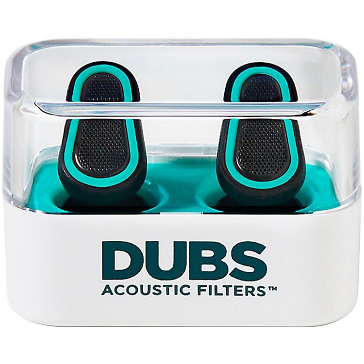 Doppler Labs DUBS Acoustic Filters Advanced Tech Earplugs Pink