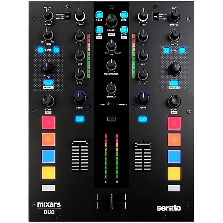 MixarsDUO Official Serato DJ Mixer