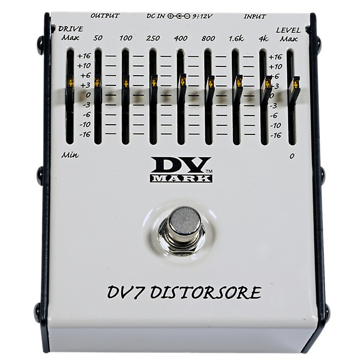 Markbass DV7 Distorsore Guitar Distortion Effects Pedal
