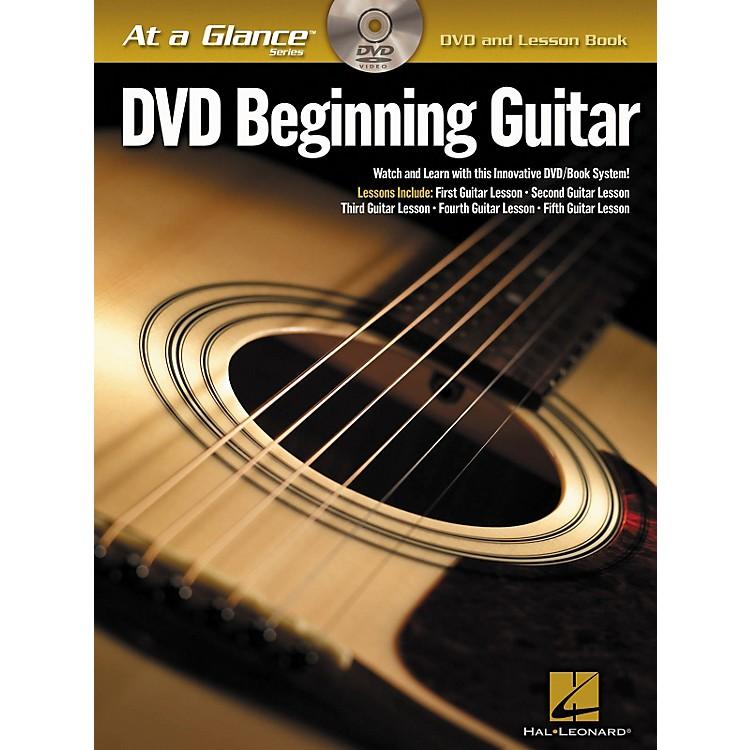 Hal LeonardDVD Beginning Guitar with Tab