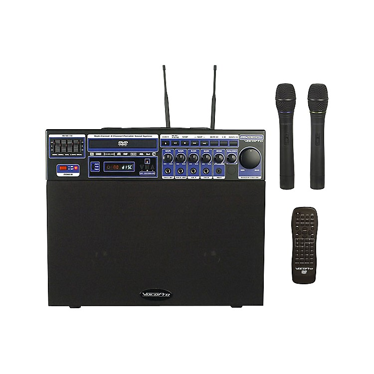 VocoProDVD-Soundman Portable 4-Channel System with 2 Wireless Mics888365790367