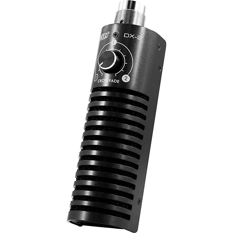 MXLDX-2 Dual Capsule Variable Dynamic Microphone