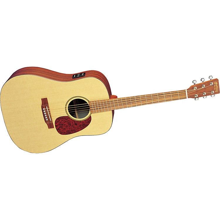 MartinDXME Acoustic-Electric Guitar